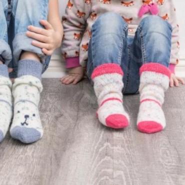 Размеры носков детских