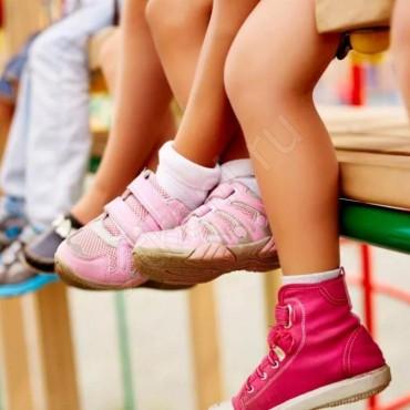 Детская обувь по возрасту таблица