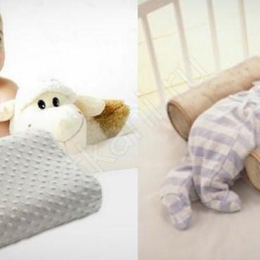 Ортопедическая подушка для новорожденных детей