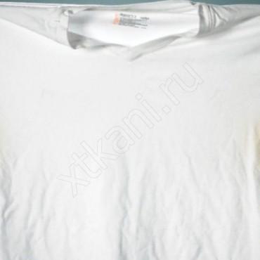 Вывести пятна от пота на белой одежде