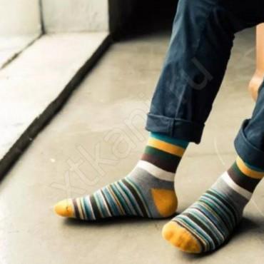 Параметры мужских носков