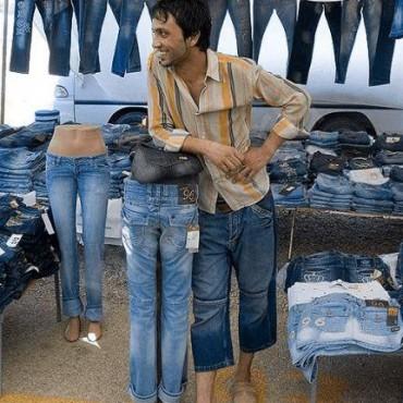 Как отличить поддержку джинсов Левис от оригинала