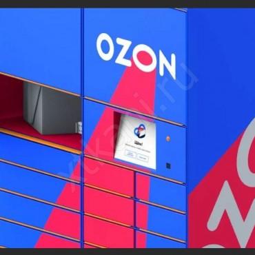 Как пользоваться постаматом Озон