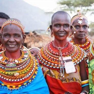 Невесты африканского племени