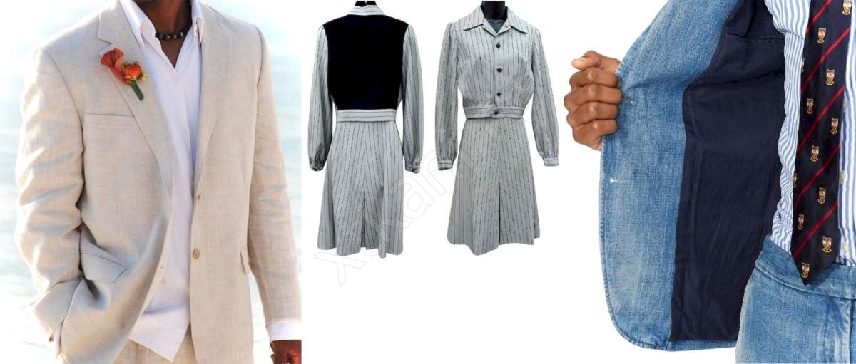 характеристики костюмной ткани