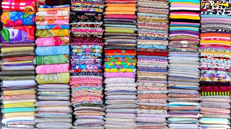 Трикотажная детская ткань купить сепия акварель цвет