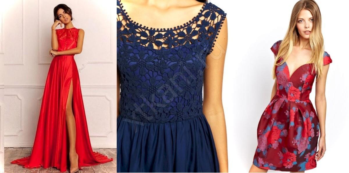 Какая ткань для летнего платья лучше