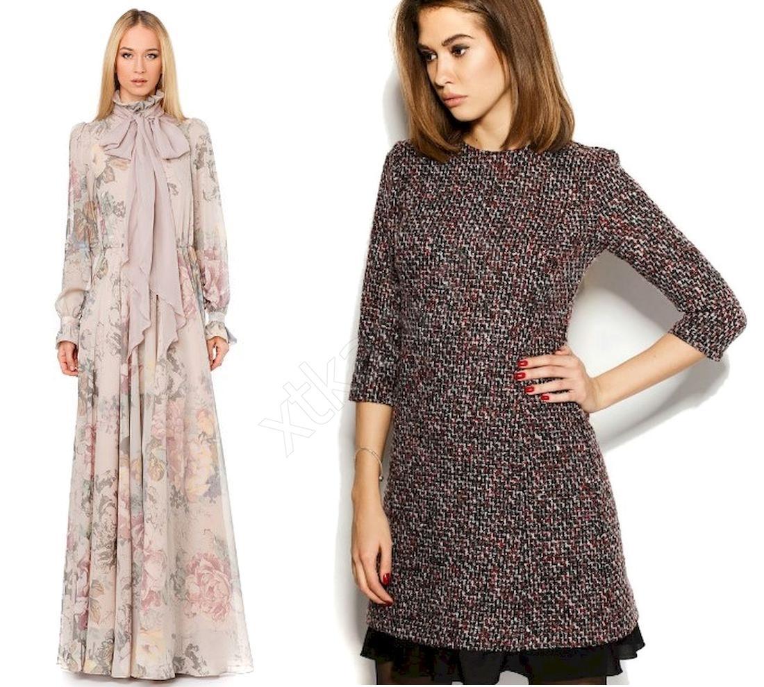 дешевая ткань для платья