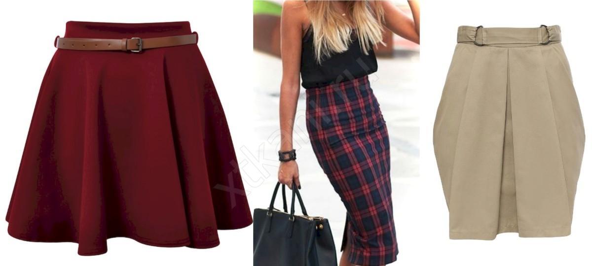 Какие материалы нужны на юбку