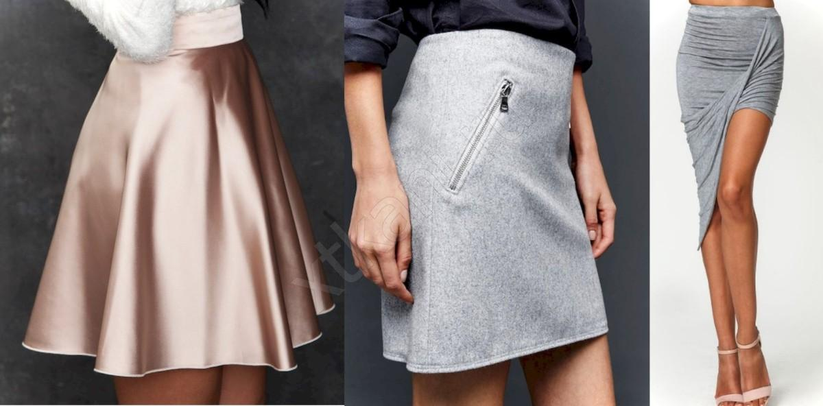 Какую можно сделать юбку из ткани