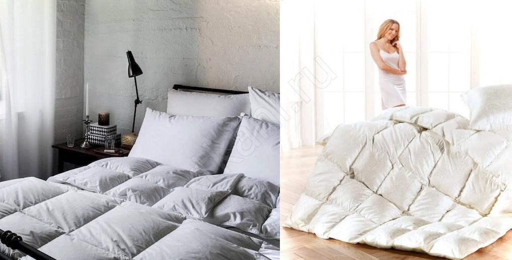 Как постирать одеяло пуховое - Веселый Дом