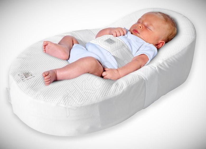 Ортопедическая подушка для новорожденных инструкция